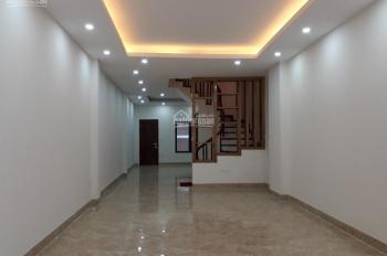 Bán nhà 5 tầng xây mới Nguyễn Khánh Toàn, Quan Hoa, Cầu Giấy 50m2 ngõ rộng. Giá 5.2 tỷ