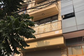Cho thuê gấp Ngõ 41 Thái Hà, Ba Đình, Hà Nội. DT 116m2 * 5 tầng, MT 4m, giá 28 tr/th.