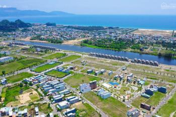Bán đất nền TT Đà Nẵng mặt sông Cổ Cò, cách biển 800m, giá gốc chủ đầu tư. LH: 0905279246