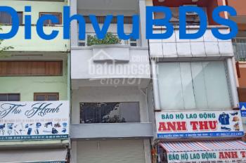 Cho thuê nhà Mặt tiền đối diện chợ Dân Sinh, quận 1. PHù hợp kinh doanh đa ngành Giá thuê 70 triệu