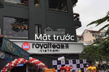 Cho thuê khách sạn MT Nguyễn Trãi, P.Nguyễn Cư Trinh, Q.1, Dt: 8x18m, giá: 12.000$, T+L