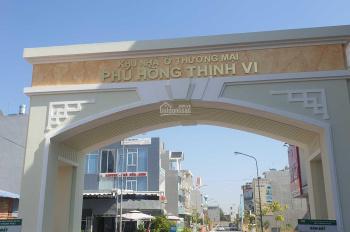 Bán lô 125m2 kế góc đường 22m bao GPXD, sang tên trong ngày, có NH hỗ trợ 70% KDC Phú Hồng Thịnh 6