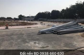 Chỉ 900TR đất có sổ hồng, 2 mặt tiền ngay Vòng Xoay An Phú, TP. Thuận An, Chiết khấu KHỦNG