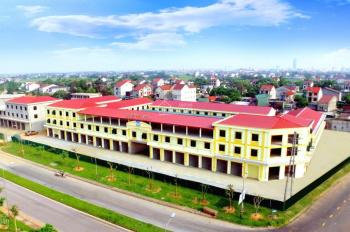 Chỉ từ 265tr sở hữu ngay ki ốt, cơ hội đầu tư tuyệt vời tại chợ Bình Hương - Hà Tĩnh