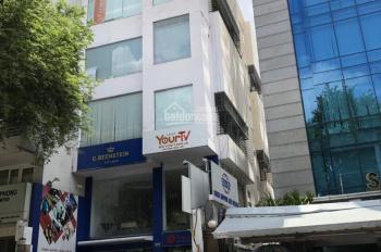 Bán gấp tòa nhà VP MT Nguyễn Văn Thủ, P.Đakao, Q.1. DT: 7,8x20m trệt 6 tầng, HĐ thuê: 10.000$/th.