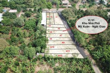 Bán 12 lô đất chính chủ SHR, có thổ cư, giá đầu tư. MT đường , gần nhiều KCN lớn - Giá từ 670Tr/nền