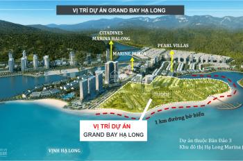 Bán biệt thự liên kề lô góc ngay bán đảo 3 gần biển - chiết khấu 300 triệu