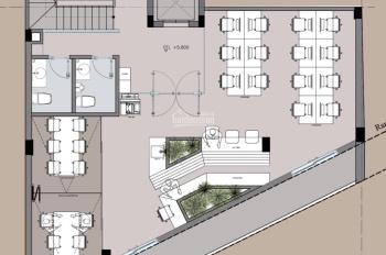 Cho thuê tòa văn phòng mới ngay Sân bay phù hợp kinh doanh cafe văn phòng giá tốt. LH 0937679981