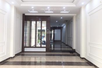 Bán nhà mặt phố Hoa Bằng, Yên Hòa, Cầu Giấy diện tích 80m2 xây mới 6 tầng thang máy, KD tốt 15,5 tỷ
