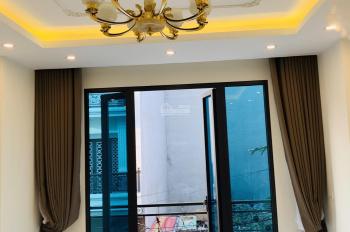 Bán nhà liền kề Văn Khê, 48m2*5T*MT 5m/4PN full nội thất cao cấp, giá 5.8 tỷ, nhà đẹp mê li
