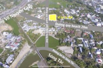 Bán lô đất Vĩnh Hiệp liền kề trung tâm Nha Trang