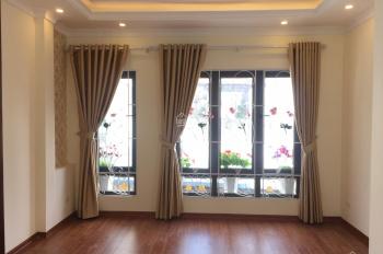 Bán nhà 55m2 4 tầng siêu đẹp tại Hoàng Quốc Việt Nghĩa Đô Cầu Giấy. Nhà mới ngõ thông giá 4,65 tỷ