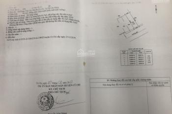 Đất dân chính chủ SHR 90,1m2 thổ cư 100%, giá 1,150 tỷ (có TL), TT Củ Chi. LH: 0917.981.420