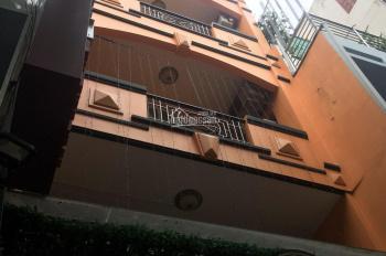 Cho thuê tòa nhà MT ngay trung tâm quận 3 Lý Chính Thắng
