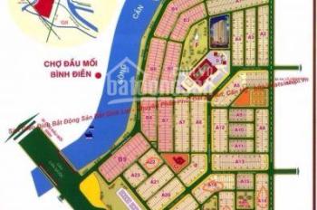 Có đất cần bán lại ngay KDC Phú Lợi-Q8.Ngay MT Phạm Thế Hiển thổ cư 100%.Giá chỉ 1.1 tỷ.SHR