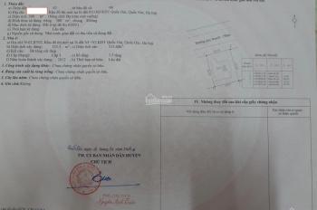 Bán Căn Biệt thự Đơn lập 300m2 ngần mặt đường 20.5m2 giá chỉ 6ti5, LH 0366603789