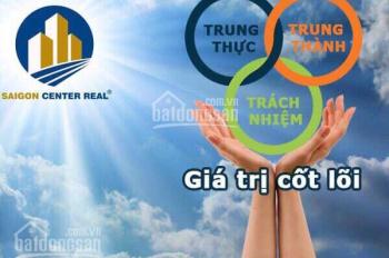 Bán CHDV 56 Trần Quý Khoách, Q.1, 8x15, 1 hầm và 7 lầu, giá 57 tỷ, cho thuê 9000$/tháng, 0917030708
