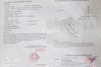 Bán đất mặt tiền Cống Lở, Q Tân Bình, TP Hồ Chí Minh (63.7m2, ~ 4x16m, 7.7 tỷ). LH 0981391965