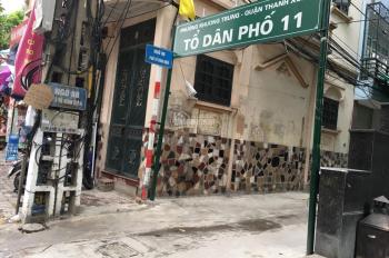 Bán đất phân lô quân đội ngõ 88 Tô Vĩnh Diện, Hoàng Văn Thái, 50m2, mt 6m, ô tô vào, giá 4.63 tỷ.