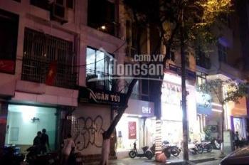 Cho thuê nhà mặt phố Nguyễn Đình Chiểu, 30m2, MT 6m, 4 tầng, 33tr/th, Quý mặt phố 0981337456