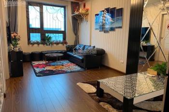 Cho thuê căn hộ chung cư cao cấp Valencia Garden KĐT Việt Hưng, Long Biên.Full nội thất. Gía 10tr