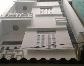 Cho thuê gấp MT Lý tự trọng Q1 4x16m, 6 tầng 125 tr/th