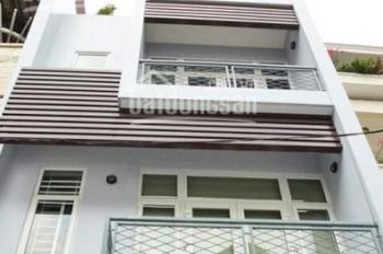 Cho thuê nhà MT Đồng Đen, Phường 10 , Tân Bình 4.5x20m 4 Tầng, Giá 40 Triệu