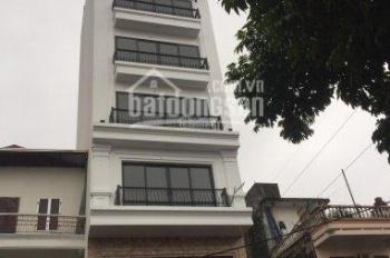Chính chủ bán gấp nhà mới hồ Hạ Đình 8 tầng 1 hầm 75m2 full nội thất cao cấp ở + kinh doanh tốt