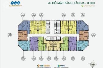 CH 2 ngủ cạnh Aeon Mall giá chỉ 19tr/m2. LH: 0981957399