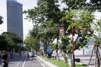 Bán đất xây khách sạn 3 MT đường Trần Phú - Bạch Đằng - Q. Hải Châu, 1750m2 đất. LH: 0977771919