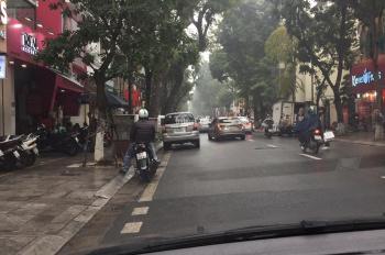 Bán nhà mặt phố Bà Triệu, gần Trần Nhân Tông, lô góc 30m2 x 3t, MT 3.6m, giá 16 tỷ