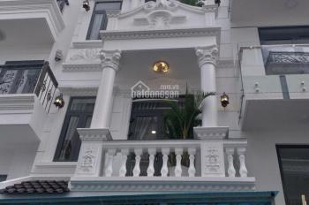 Bán nhà phố cao cấp hẻm 240 Phạm Văn Chiêu, P8, Gò Vấp (lệch tầng 57m2)