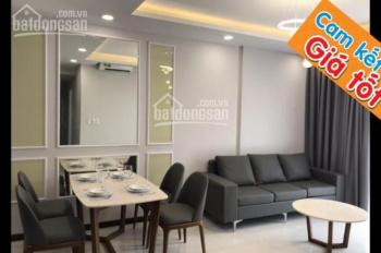 Cho thuê căn hộ chung cư River Gate, quận 4, 2 phòng ngủ, thiết kế châu Âu giá 18 triệu/tháng
