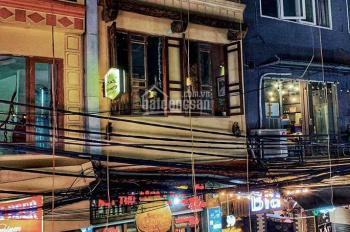 Chính chủ mặt phố ngã tư Tạ Hiện, DT 39m2, 5 tầng, mặt tiền 4m, vị trí siêu kinh doanh hay cho thuê