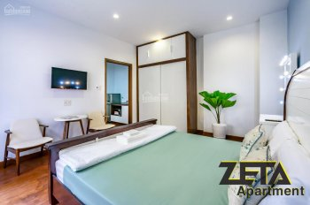 Cho thuê phòng, full nội thất gần công viên view sông Bình Thạnh