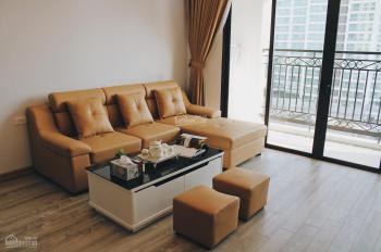 Cho thuê chung cư D'. Le Roi Soleil 2 ngủ cao cấp, có bồn tắm jacuzzi, phòng tắm vách kính độc đáo