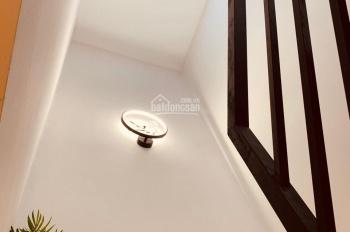 Nhà mới tuyệt đẹp mua ở liền 2 lầu hẻm 4m đường Bà Hom Q.6