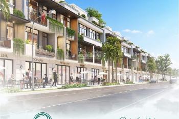 Bán lô trong dự án đô thị trung tâm Tp Quảng Ngãi, Maris City giá từ 1,5 tỷ/ lô, hạ tầng hoàn thiện