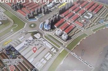 Nền thổ cư 85m2 đường D4 KDC Hồng Loan 6A, nền sạch đẹp, giá cực tốt