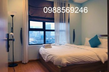 Cơ hội thuê CH officetel quận Đống Đa, tòa Hong Kong Tower với giá cực rẻ. DT 58m2, 2PN full đồ đẹp