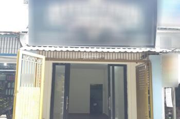 Nhà MTKD cho thuê. Bùi Thị Xuân, Phường 2, Bình Tân. dt 3.5x12m (42m2). 1 Trệt 1 Lầu. 2 Máy Lạnh