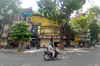Cho thuê nhà MP Phan Đình Phùng 250m2 x 3,5 tầng, MT 10m. LH: 0946850055