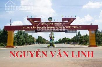 Bán đất Nguyễn Văn Linh cụm C1 cách TTHC 500m 2tỷ1/150m2 SHR full TC 0902846806