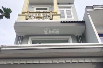 Bán nhà mặt tiền Ni Sư Huỳnh Liên, Phường 10, Q. Tân Bình, 4x17m, nhà 3 lầu kiên cố