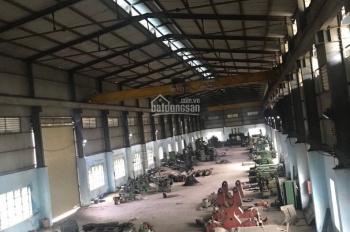 Bán 4.838m2 kho xưởng nằm trong KCN