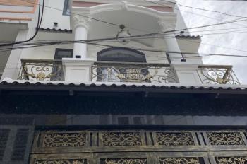 Nhà như hình ngay chung cư 4S Linh Đông. DT 5*15m, 3.5 lầu, HXH 6m, đi ra Phạm Văn Đồng 200m
