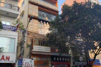 Chính chủ cho thuê nguyên căn góc 2 MT Cao Thắng, Q3 DT 8x18m, 5 lầu thang máy 200,349 triệu/ tháng
