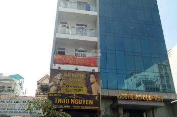 Cho thuê nhà MT đường Phạm Văn Bạch 8x16. Kết cấu 6 tầng thang máy gồm 20 CHDV. Giá 80 triệu/th