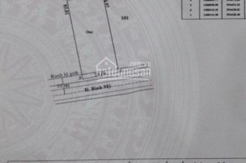 Chính chủ bán đất 2 mặt tiền đường Bình Mỹ, Củ Chi 20x85m thổ cư 900m2, có thể tách được được 8 lô