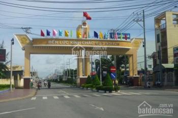 Cần bán gấp lô đôi khu dân cư Nam Long Bến Lức Long An. Giá bán 3 tỷ TL